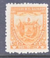El Salvador 157 N *  Original  No Wmk. - El Salvador