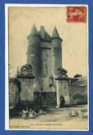 19 23 103  Entrée Du Château De Jouillat - Francia