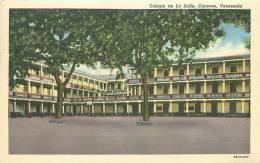VENEZUELA - CARACAS - Colegio De La Salle (C.T. Art-Colortone, 9B-H1057) - Venezuela