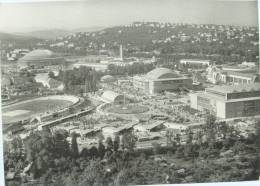 Brno Fair Grounds During The Fair / Ausstelunggelaend Waehrend Der Messe - 1955 - República Checa