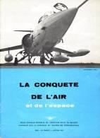 """Revue  """" LA CONQUETE DE L'AIR Et De L'ESPACE """" N° 1 Janvier 1963 - Aéro-club De Belgique - Luchtvaart"""