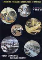 NCL - Industrie Française Aéronautique Et Spatiale En 1982 - Avion - Hélicoptère - SNECMA - Dassault - Bréguet - Flug - Manuals