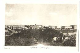 Djibouti - La Ville Européenne - Djibouti