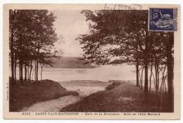 Cpa 22 - Saint Cast Matignon - Baie De La Fresnaye - Bois De L'Isle Havard - Sonstige Gemeinden