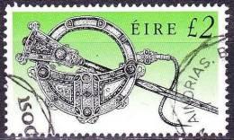 IRELAND EIRE 1995 Irish Ancient Art  £ 2,- Small Raster Michel 728 A II - 1949-... Republiek Ierland