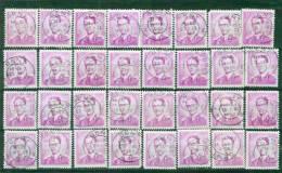 BelgiëY&T Nr° 1076 ° 32 St. Ronde Stepel Gent X 1963 - 1953-1972 Brillen