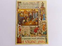 En 413, Les WISIGOTHS S'emparent De NARBONNE, Les Habitants étaient Sortis Pour Vendanger... - Narbonne