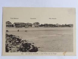 """GRAU D' AGDE - Les Villas Sur La Plage, Villa """" MEKTOUB"""", """"CHANTECLER"""", """"MIREILLE"""". - Agde"""