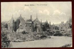 Cpa Angleterre Isle Of Wight Quarr Abbey The Old Buildings    PLOZ13 - Angleterre
