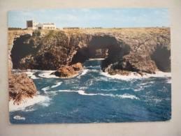 56 - Cpsm Grand Format  CIM -   BELLE- ILE- EN- MER   -  La Grotte De L'Apothicaire - Belle Ile En Mer