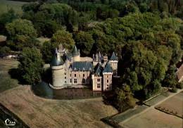 61942 - VendoeuvresVicq (36) Chateau De Lancosme    Vue Aerienne - Autres Communes