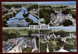 Cpsm Du 02 Vic Sur Aisne Multi Vues   PLOZ13 - Vic Sur Aisne