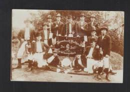 AK Turnerbund Waldheim 1911 Spielmannszug - Waldheim
