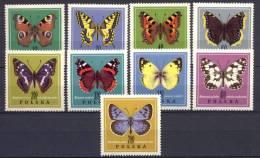 Polonia 1967 Michel 1797/805 **/MNH VF - Ongebruikt
