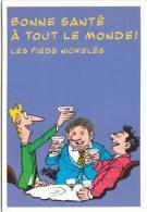 Les Pieds Nickelés - Bonne Santé à Tout Le Monde ! - Dessin De Pellos - Stripverhalen