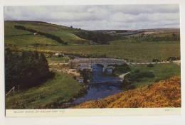Bellever Bridges On The East Dart River - England