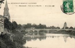 BACCARAT Pont Sur La Meurthe - Baccarat