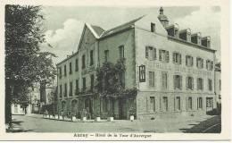 AURAY - Hôtel De La Tour D'Auvergne - Auray