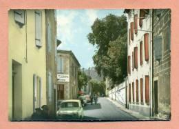 CPSM - 11 - RENNES LES BAINS - LA MAISON DE REPOS - LA POSTE - RENAULT R 4 - 1971 - France