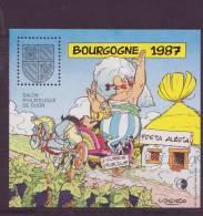 France - Bloc CNEP 1987 - N° 8 ** -  BOURGOGNE - Salon Philatélique De Dijon - - CNEP