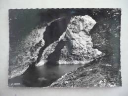 Cpsm Grand Format  -  BELLE-ILE-EN-MER  -  GROTTE DE L'APOTHICARERIE - Belle Ile En Mer