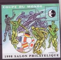France - Bloc CNEP 1998 -  N° 26 ** - COUPE DU MONDE Salon Philatélique De Lyon - - CNEP