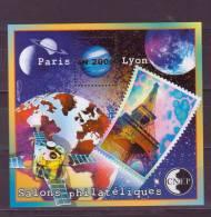 France - Bloc CNEP 2000 - N° 31 ** - AN 2000 - Salon Philatélique De Lyon - - CNEP
