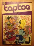 REVUE ENFANT En NEERLANDAIS - TAPTOE N°26 - 24 FEVRIER 1973 - VOLCANS - PLUMOO - YOGI BEER - Revues & Journaux