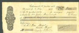 EGYPT - Documents - Checks - Bills - - Égypte