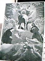 BOLZANETO GENOVA CHIESA DI SAN FRANCESCO  AFFRESCO DEL MARIGLIANI N1930 DX4512 - Genova (Genua)