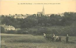 Morbihan : Réf : M -12-0341 :  Elven La Moisson - Elven