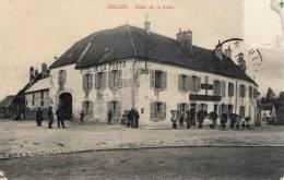 21 Saulieu, Hotel De La Poste - Saulieu