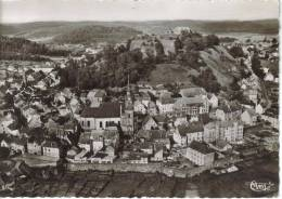 CPSM BITCHE (Moselle) - Vue Générale Aérienne - Bitche