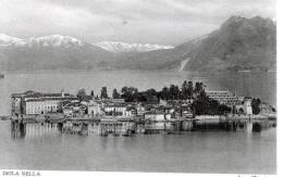 """Cartolina  D´epoca        """"  Isola Bella  - Lago Maggiore """" - Verbania"""