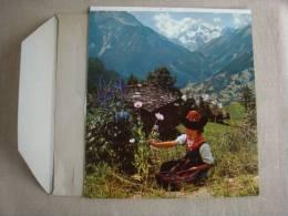 Grand calendrier 1968. Perles Elektrische gereedschappen wit Switzerland. Voir photos.