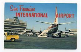 AEROPORT AERODROME    SAN FRANCISCO INTERNATIONAL AIRPORT - Aerodrome
