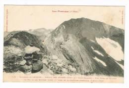 (we 1/8)  Luchon -  Massif Des Posets - Luchon
