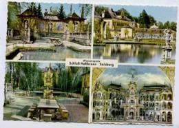 SCHLOSS HELLBRUNN   SALZBURG  Wasserspiele - Österreich