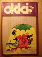 REVUE ENFANT En NEERLANDAIS - OKKI N°26 - 4 MARS 1972 - TROMPETJE IN ITALIE - BOERENSLOOT GROTE GENIETER - KIMO EN KAJA - Revues & Journaux