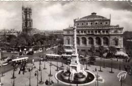 PARIS Place Du Chatelet Et Tour Saint Jacques - Panorama's