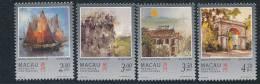 MACAU  Mi-Nr. 899/902, Ansichten  Feinst Xx - Macao