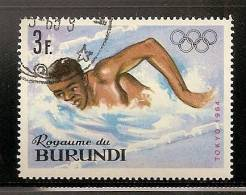 BURUNDI OBLITERE                              * - Non Classés
