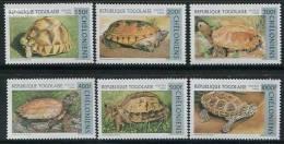 Togo 1996 Turtles MNH - Turtles