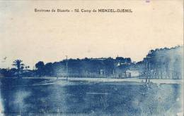 TUNISIE BIZERTE  Camp De MENZEL-DJEMIL - Tunisia