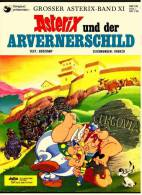 Asterix Heft Band 11 - Asterix Und Der Aevernerschild - Delta Verlag 1991 - Asterix