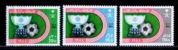 SAUDI ARABIA / SPORT /  FOOTBALL / ASIAN FOOTBALL CUP CHAMPIONSHIP / MNH / VF