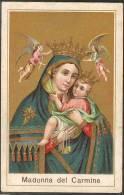 Santino - Madonna Del Carmine - Santini