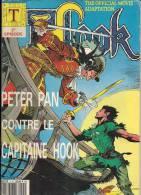###BD, Hook, 2ème épisode, Peter Pan Contre Le Capitaine Hook, Frais Fr: 2,60€ - Peter Pan