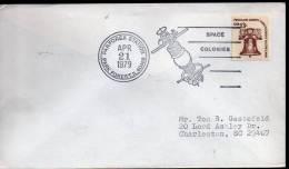★ US - PARFOREX STATION 1979 (7242) - Cartas
