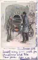"4728 - Familiar Figures Of London ""Hot Potatoes""  N° 5 - London"